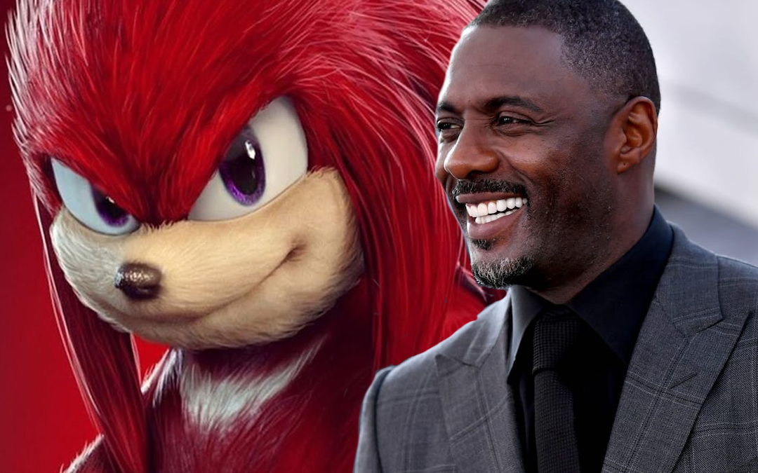 News Of The Week: Idris Elba To Voice Knuckles In 'Sonic The Hedgehog 2'
