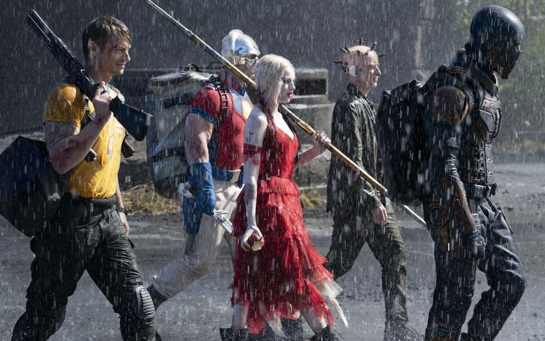 The Suicide Squad: Everything You Need To Know (Including Who's Who)
